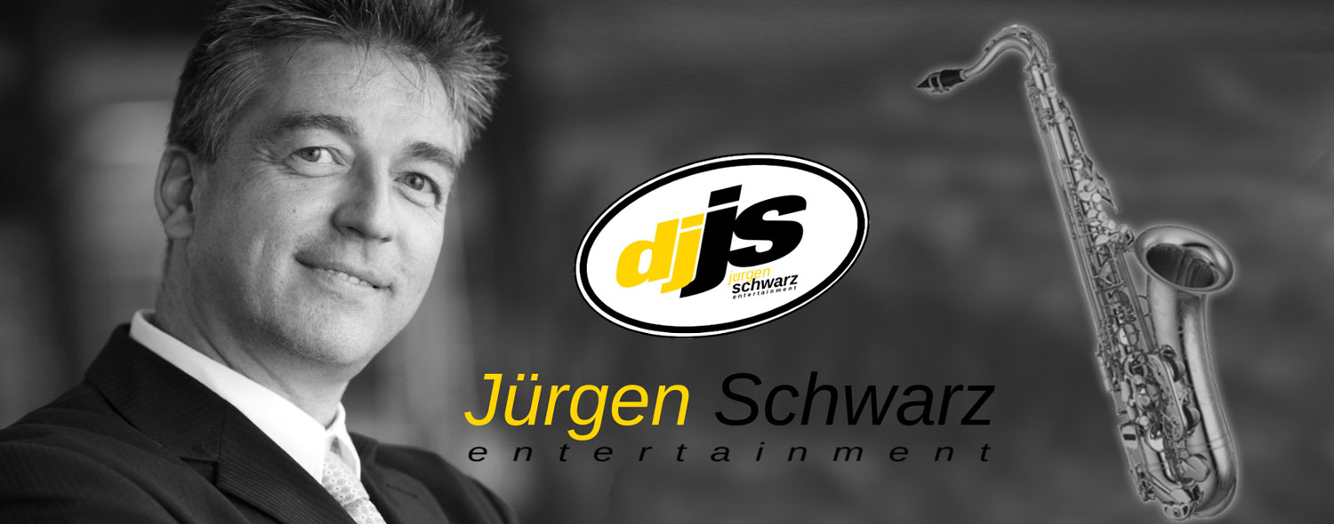 Header DJJS Jürgen Schwarz Entertainment